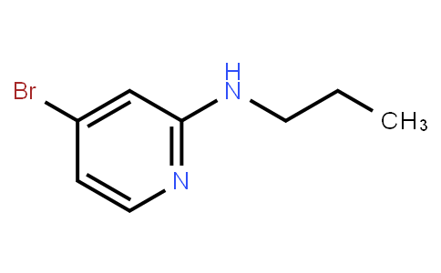 4-Bromo-N-Propylpyridin-2-Amine