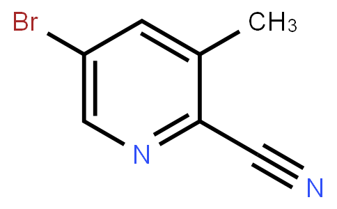 AM11766 | 156072-86-5 | 5-Bromo-3-methylpyridine-2-carbonitrile
