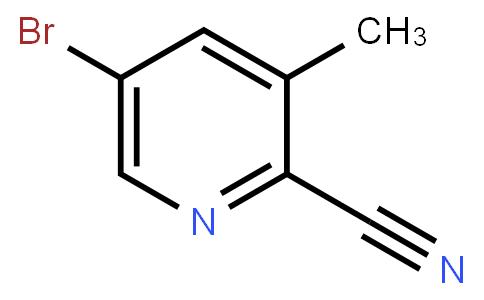 5-Bromo-3-methylpyridine-2-carbonitrile