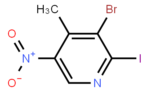 AM11779 | 1150618-06-6 | 3-bromo-2-iodo-4-methyl-5-nitropyridine