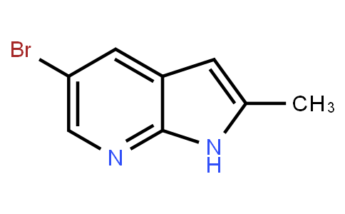 AM11785 | 1111638-02-8 | 5-Bromo-2-methyl-1H-pyrrolo[2,3-b]pyridine