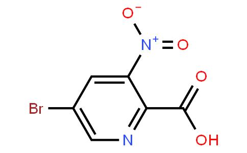 AM11786 | 954240-89-2 | 5-Bromo-3-nitro-pyridine-2-carboxylicacid