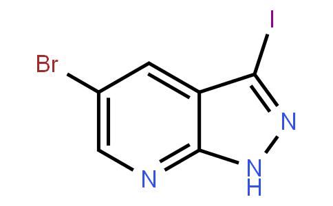 AM11801 | 875781-18-3 | 5-Bromo-3-iodo-1H-pyrazolo[3,4-b]pyridine