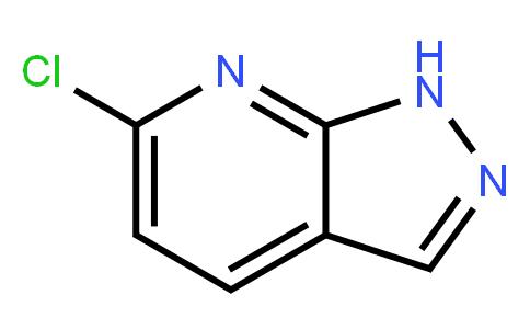 6-Chloro-1H-pyrazolo[3,4-b]pyridine