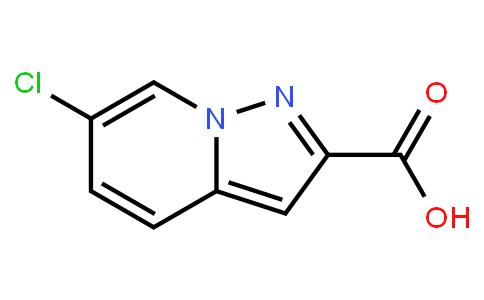 AM11808 | 876379-75-8 | 6-Chloropyrazolo[1,5-a]pyridine-2-carboxylicacid