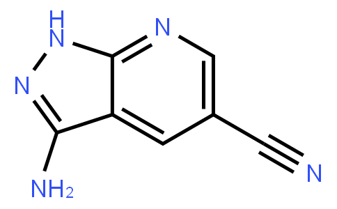 AM11818 | 267413-11-6 | 3-Amino-1H-Pyrazolo[3,4-b]pyridine-5-carbonitrile