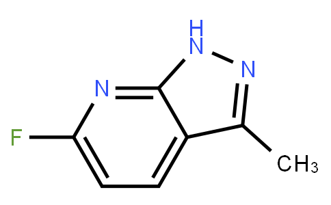AM11826 | 920036-28-8 | 6-Fluoro-3-Methyl-1H-PYRAZOLO[3,4-B]PYRIDINE