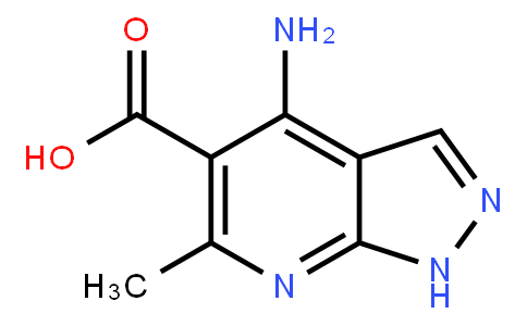AM11833 | 96740-67-9 | 4-Amino-6-Methyl-1H-Pyrazolo[3,4-b]pyridine-5-carboxylicacid