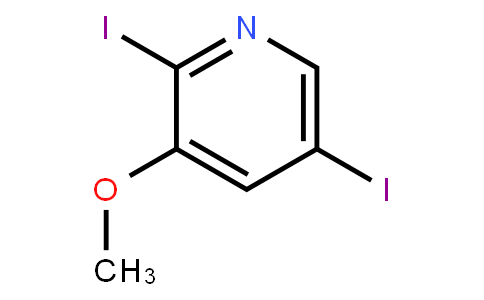 2,5-Diiodo-3-methoxypyridine