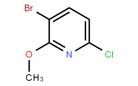 AM11843 | 1211526-62-3 | 3-Bromo-6-chloro-2-methoxypyridine