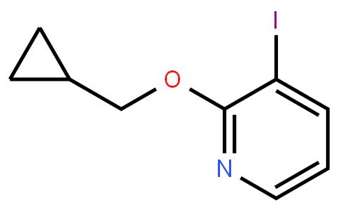 AM11851 | 766557-62-4 | 2-Cyclopropylmethoxy-3-iodo-pyridine