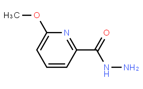 AM11852 | 855784-42-8 | 6-Methoxy-pyridine-2-carboxylicacidhydrazide