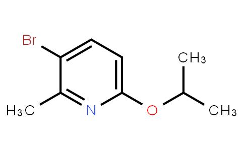 AM11861 | 1239611-34-7 | 3-Bromo-6-isopropoxypicoline