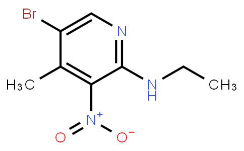 AM11862 | 1280786-58-4 | 5-Bromo-2-ethylamino-3-nitro-4-picoline