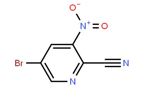 AM11865 | 573675-25-9 | 5-Bromo-2-Cyano-3-Nitropyridine