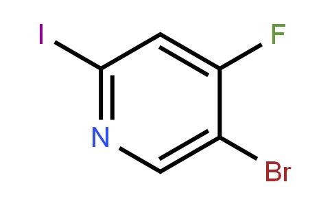 AM11868 | 1260669-95-1 | 5-Bromo-4-fluoro-2-iodopyridine