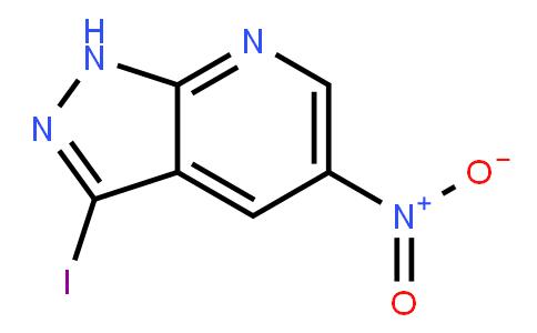 AM11870 | 1186609-70-0 | 3-Iodo-5-nitro-1H-pyrazolo[3,4-b]pyridine