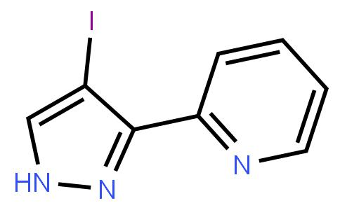AM11875 | 746668-75-7 | 2-(4-Iodo-1H-pyrazol-3-yl)pyridine
