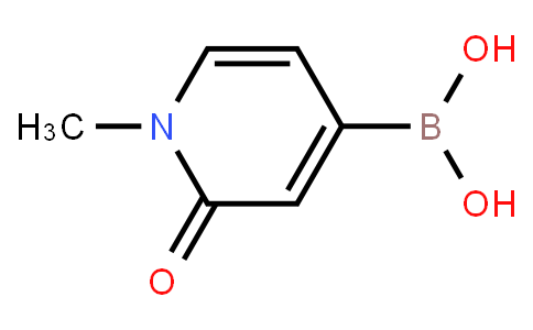 1-methyl-2-oxo-1,2-dihydropyridin-4-ylboronic acid