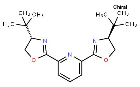 AM11904 | 118949-63-6 | 2,6-Bis[(4S)-4-tert-butyloxazolin-2-yl]pyridine