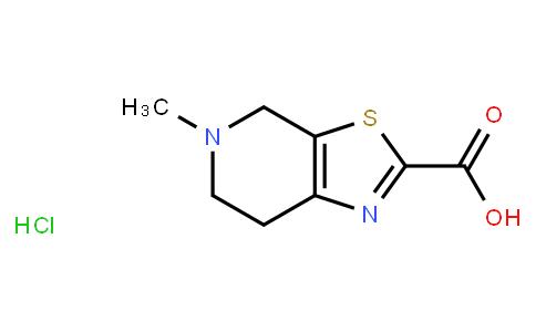 AM11937 | 720720-96-7 | 5-Methyl-4,5,6,7-tetrahydrothiazolo[5,4-c]pyridine-2-carboxylic acid hydrochloride