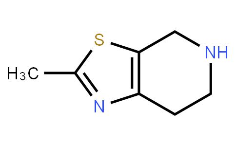 AM11945 | 124458-27-1 | 4,5,6,7-Tetrahydro-2-methylthiazolo[5,4-c]pyridine