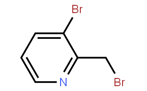3-bromo-2-(bromomethyl)pyridine