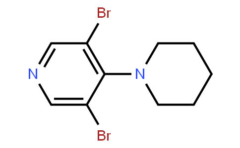 AM11989 | 26885-31-4 | 3,5-Dibromo-4-(piperidin-1-yl)pyridine