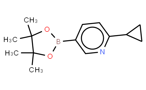 AM11990 | 893567-09-4 | 6-CYCLOPROPYL-3-PYRIDINYL BORONIC ACID PINACOL ESTER