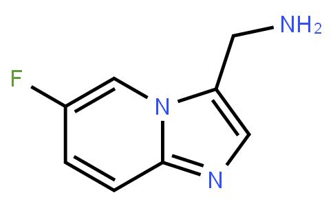 AM11991 | 1020033-25-3 | (6-fluoroimidazo[1,2-a]pyridin-3-yl)methanamine