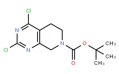 AM11995 | 916420-27-4 | tert-Butyl 2,4-dichloro-5,6-dihydropyrido[3,4-d]pyrimidine-7(8H)-carboxylate