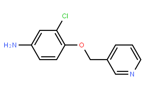 AM11996 | 524955-09-7 | 3-chloro-4-(pyridin-3-ylMethoxy)aniline
