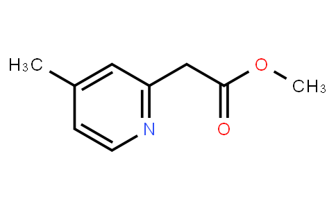 AM12015 | 59310-39-3 | Methyl 2-(4-methylpyridin-2-yl)acetate