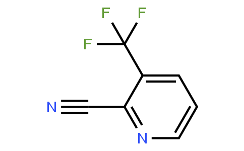 3-(trifluoromethyl)pyridine-2-carbonitrile