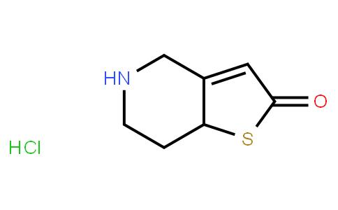 AM12020 | 115473-15-9 | 5,6,7,7a-Tetrahydrothieno[3,2-c]pyridine-2(4H)-one hydrochloride