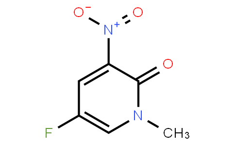 AM12038 | 1616526-85-2 | 5-Fluoro-1-Methyl-3-nitropyridin-2(1H)-one