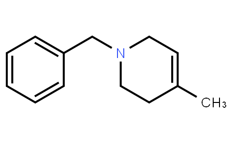 1-BENZYL-4-METHYL-1,2,3,6-TETRAHYDRO-PYRIDINE