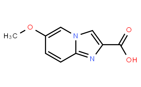 AM12056 | 1159832-92-4 | 6-METHOXYIMIDAZO[1,2-A]PYRIDINE-2-CARBOXYLIC ACID
