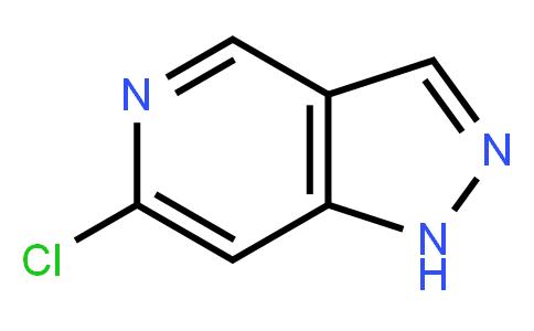 6-chloro-pyrazolo[4,3-c]pyridine