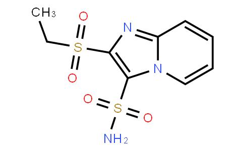 2-(Ethylsulfonyl)-imidazo-[1,2-a]-pyridine-3-sulfonamide