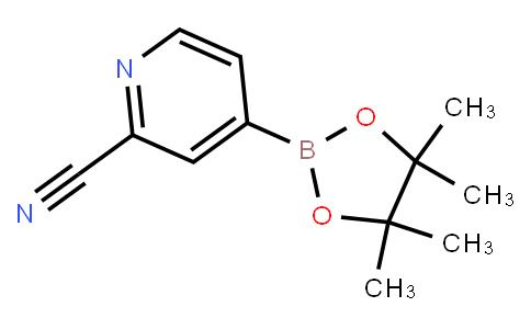 2-Cyanopyridine-4-boronic acid pinacol ester