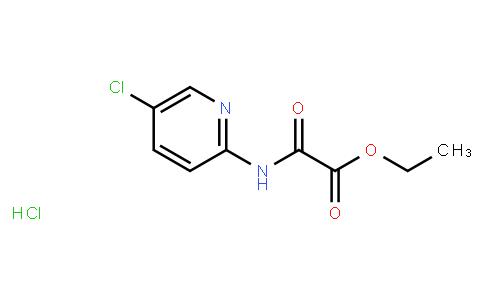 AM12067 | 1243308-37-3 | Ethyl 2-((5-chloropyridin-2-yl)amino)-2-oxoacetate hydrochloride