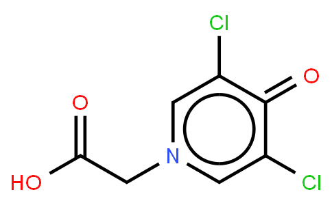 AM12089 | 56187-37-2 | 3,5-Dichloro-4-pyridone-N-acetic acid