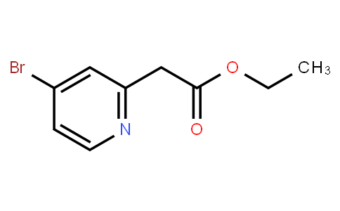 AM12090 | 1060814-91-6 | Ethyl 2-(4-broMopyridin-2-yl)acetate