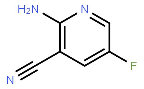 2-Amino-5-fluoronicotinonitrile