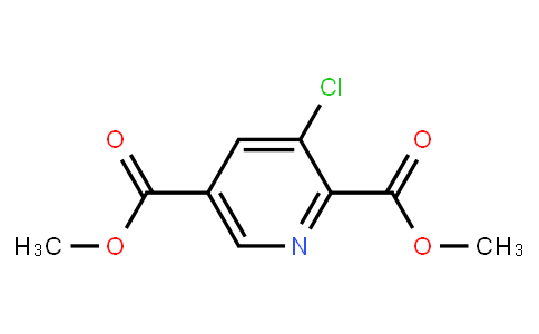 AM12096 | 106014-21-5 | Dimethyl 3-chloropyridine-2,5-dicarboxylate