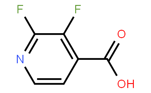 AM12099 | 851386-31-7 | 2,3-Difluoropyridine-4-carboxylic acid