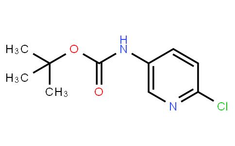 5-[N-(tert-Butoxycarbonyl)amino]-2-chloropyridine