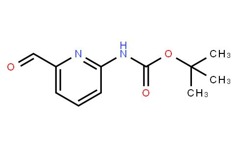 tert-Butyl (6-formylpyridin-2-yl)carbamate