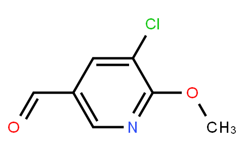 AM12128 | 132865-44-2 | 5-Chloro-6-methoxynicotinaldehyde